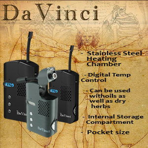 Best Portable Weed (Cannabis) Vaporizers for 2017 Tested and Reviewed -The DaVinci Pocket Vape (The Original) -Full Review
