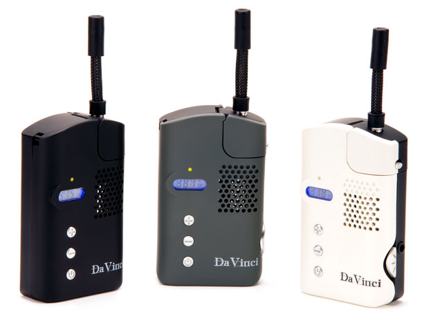 Best Portable Weed & Concentrate Vaporizers for 2017 Tested and Reviewed -The DaVinci Pocket Vape (The Original) -Full Review