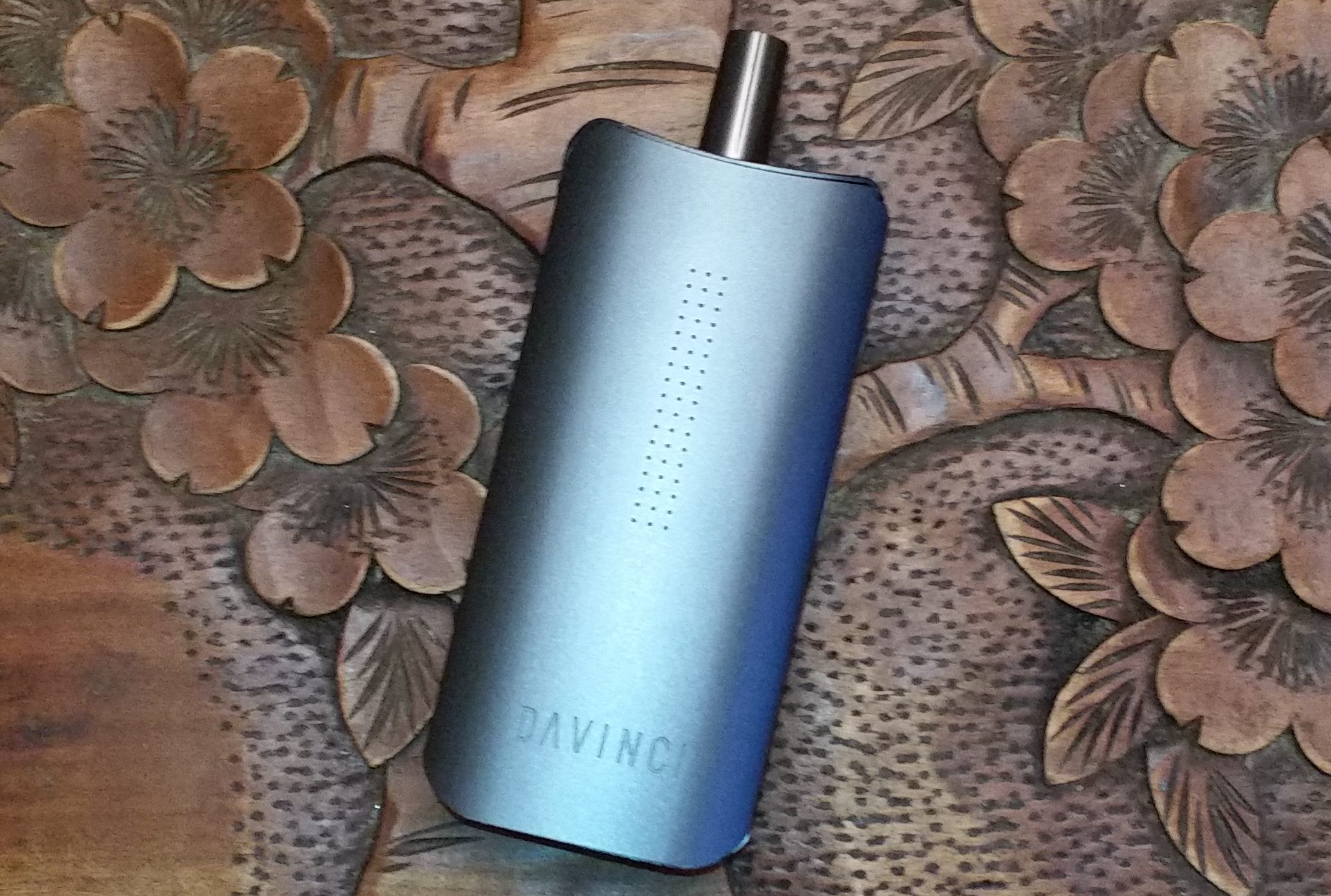 Best Portable Weed Vaporizers -Found, Tested and Reviewed -The DaVinci IQ Review