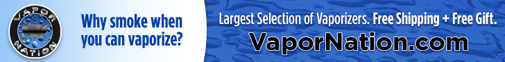 Click here to check out the Silver Surfer Weed Vaporizer at Vapor Nation!