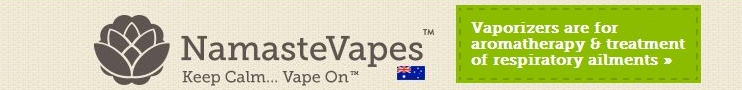 Namaste Vapes -Global Retailer, Australian Location (Ships to Australia and New Zealand)
