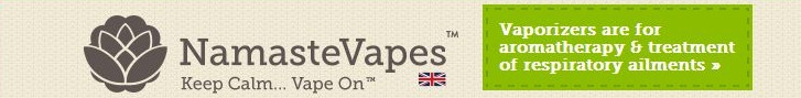 Namaste Vapes -Global Retailer, UK Location (Ships anywhere in Europe)