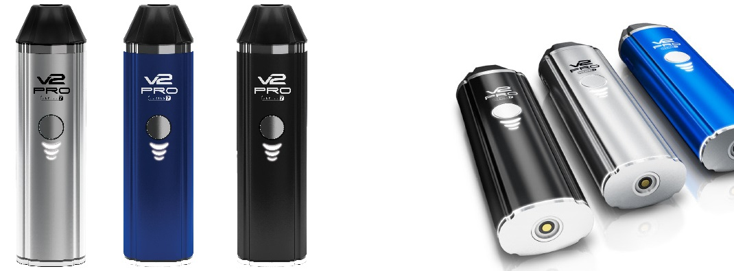 Best Portable Dry Herb Vaporizers for 2017 Reviewed. The V2 PRO Series 7 Review