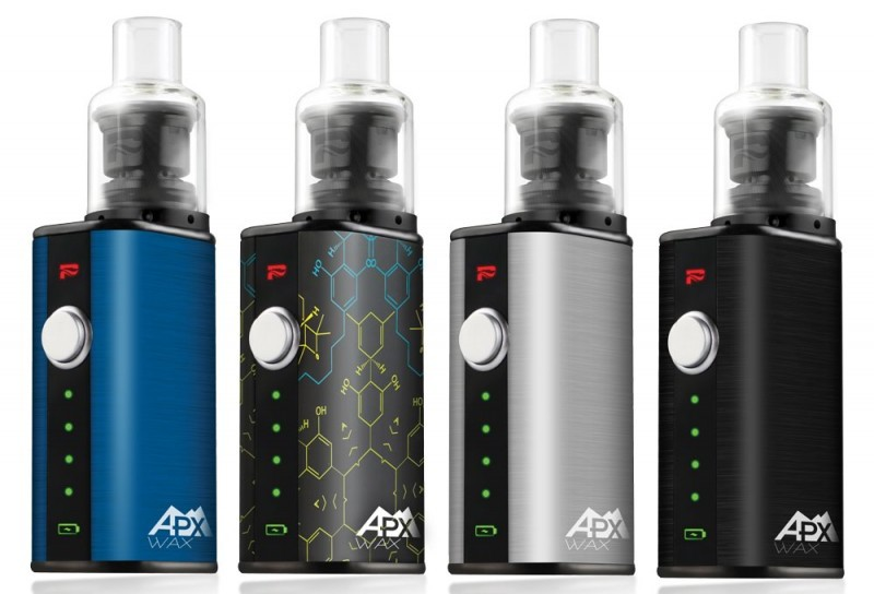 Best Portable Vaporizer for Concentrated Material -Wax, Hash, Shatter, etc. -The APX Wax Review