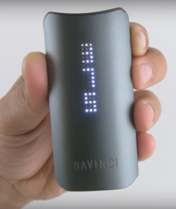 DaVinci IQ Marijuana Vaporizer Review -Best Portable Vaporizers for Weed Reviewed.