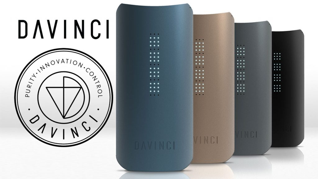 DaVinci IQ Review -Best Portable Vaporizers for Weed Reviewed.