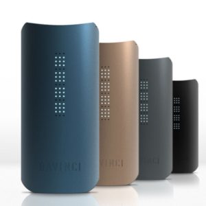 DaVinci IQ Portable Vaporizer Review -Best Portable Vaporizers for Weed Reviewed.